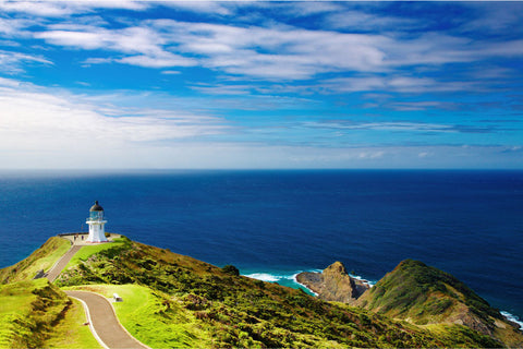 Cape Reinga Lighthouse Wall Mural