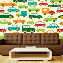 Load image into Gallery viewer, Car Traffic Wall Mural