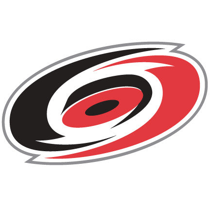Carolina Hurricanes Hockey Logo Wall Decal