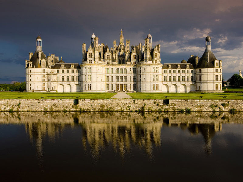 Chambord Castle Wall Mural