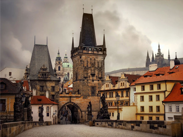 Charles Bridge Prague Wall Mural
