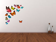 Load image into Gallery viewer, Colorful Butterflies Wall Stickers Wall Decal
