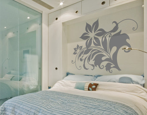 Floral Image Wall Decal