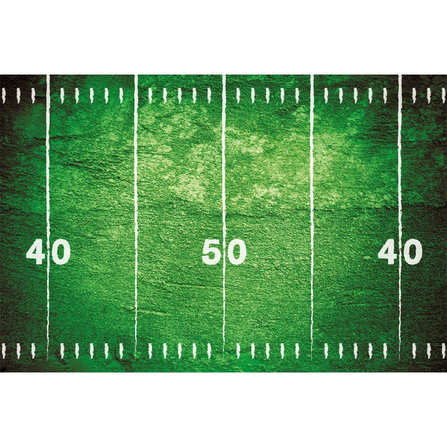 Football Field Wall Mural