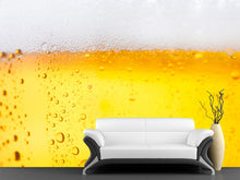 Load image into Gallery viewer, Fresh Beer with Froth Wall Mural