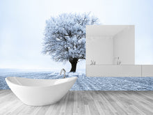 Load image into Gallery viewer, Frozen field Wall Mural