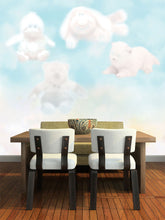 Load image into Gallery viewer, Funny Toy Cloud Wall Mural