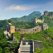 Load image into Gallery viewer, Great Wall of China in Summer Wall Mural