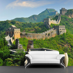 Great Wall of China in Summer Wall Mural