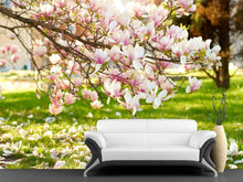 Load image into Gallery viewer, Magnolia Tree Wall Mural
