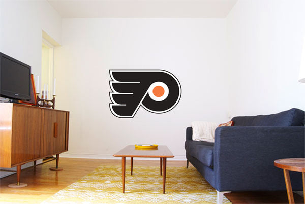 Philadelphia Flyers Hockey Logo Wall Decal