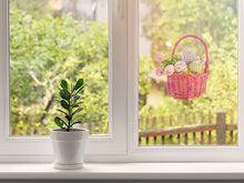 Load image into Gallery viewer, Cheerful Easter Eggs and Wall Decal
