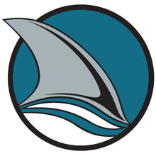 Load image into Gallery viewer, San Jose Sharks Hockey Logo Wall Decal