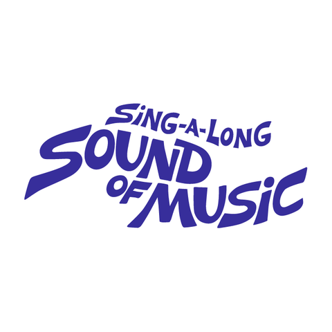 Sing-A-Long Sound of Music Wall Decal
