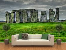 Load image into Gallery viewer, Stonehenge Wall Mural