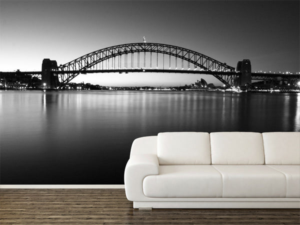 Sydney Harbour Bridge Australia Wall Mural