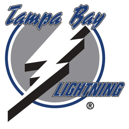Tampa Bay Lighting Hockey Logo Wall Decal
