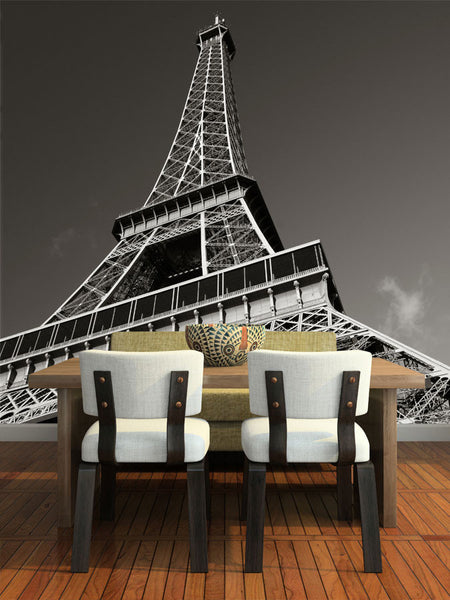 The Eiffel Tower Wall Mural