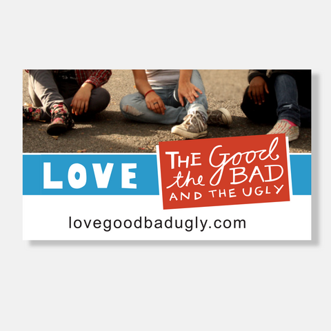 Love good bad ugly - DVRCV