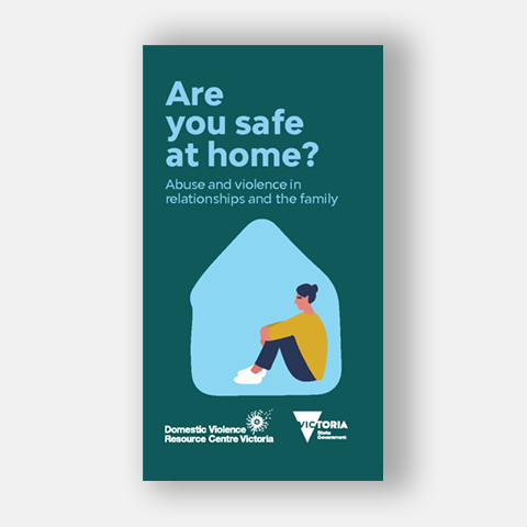 Are you safe at home?