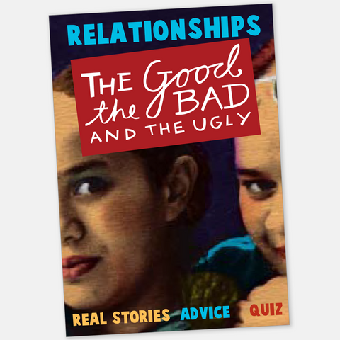 Relationships: the good, the bad and the ugly (respectful relationships for young women) - DVRCV