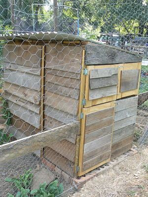 new chook house
