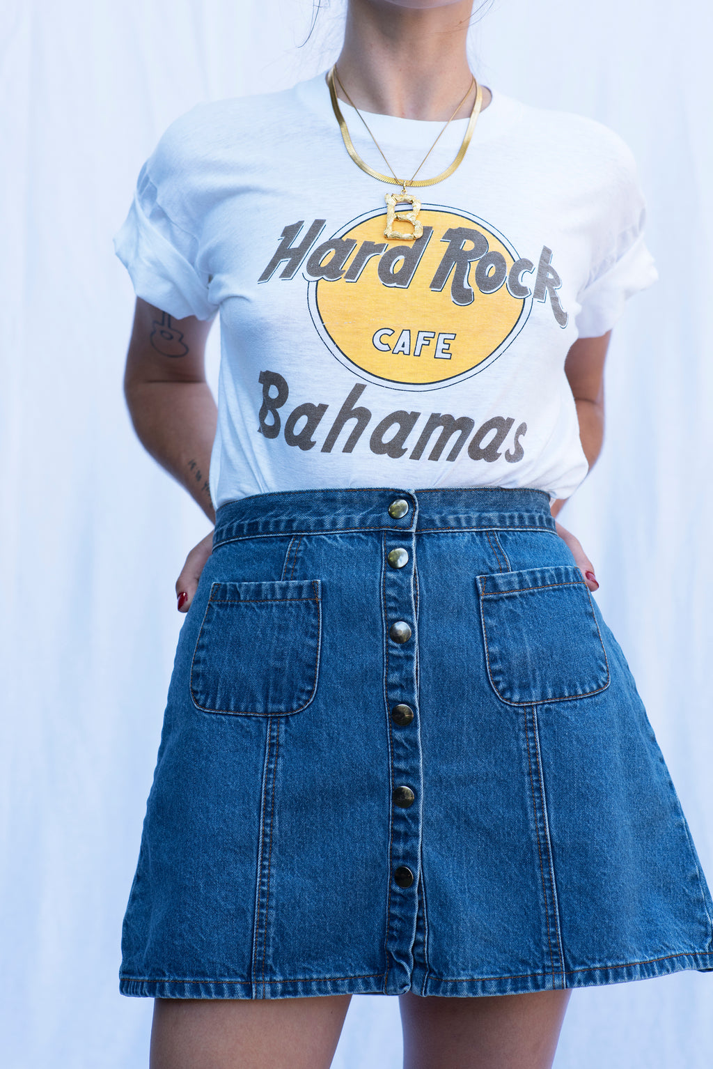 Vintage Hard Rock Cafe Bahamas Tee