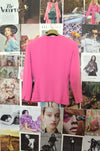 Vintage SAINT LAURENT Pink Jacket