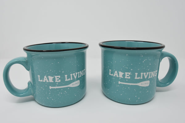 Ceramic Camper Style Coffee Mugs