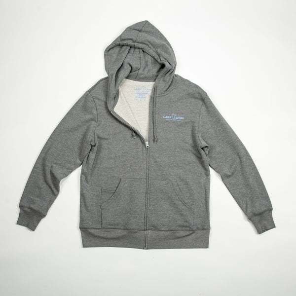 Explore the Lakes Zip Up Hoodie