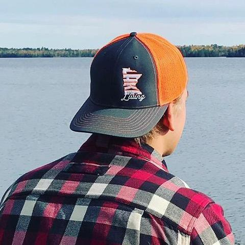 Lake Living Hat