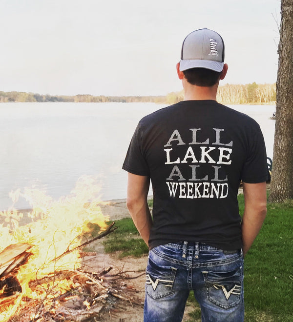 All Lake All Weekend Unisex T-Shirt