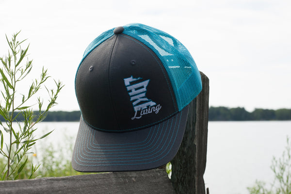 State Lake Living Snapback Hat