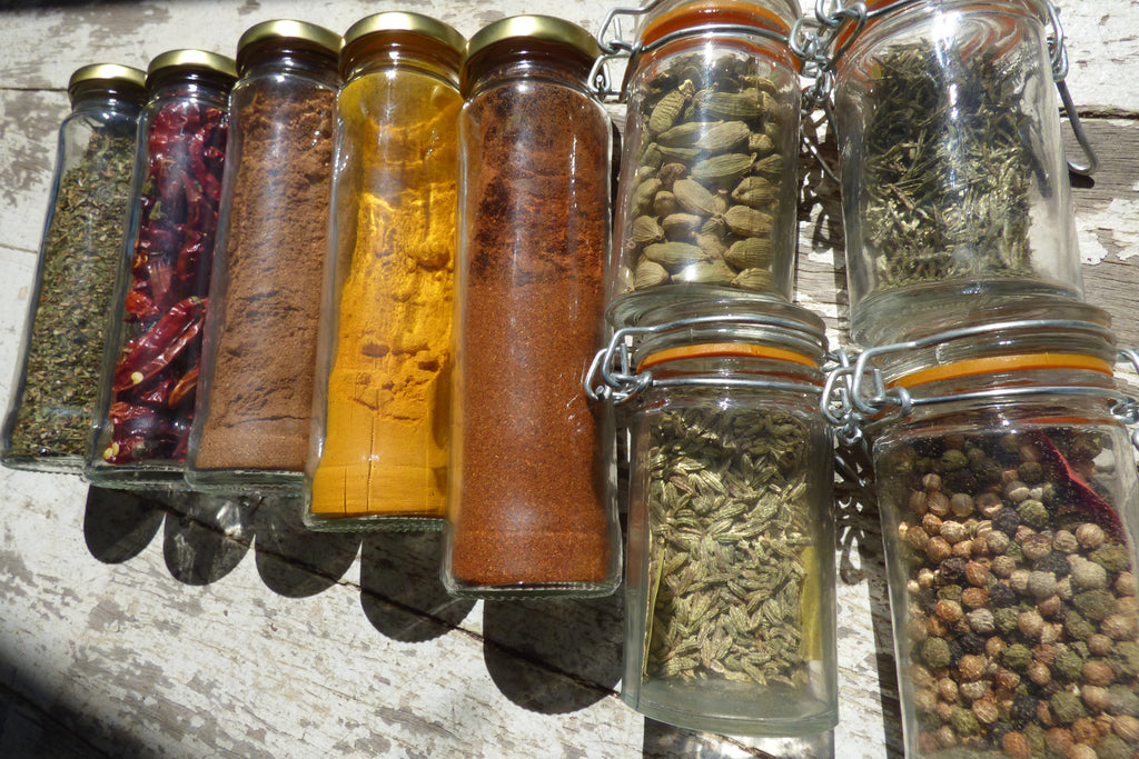 Herb and Spice Blends