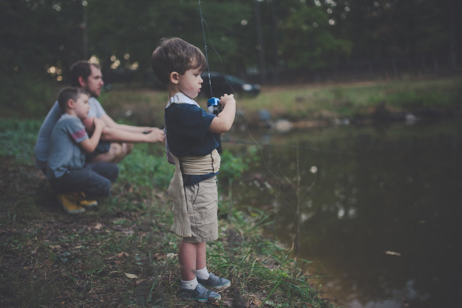 Fishing With Children: 7 Points to Consider