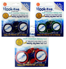 Hook-Eze Knot Tying Tool Larger Model 3x Twin Pack
