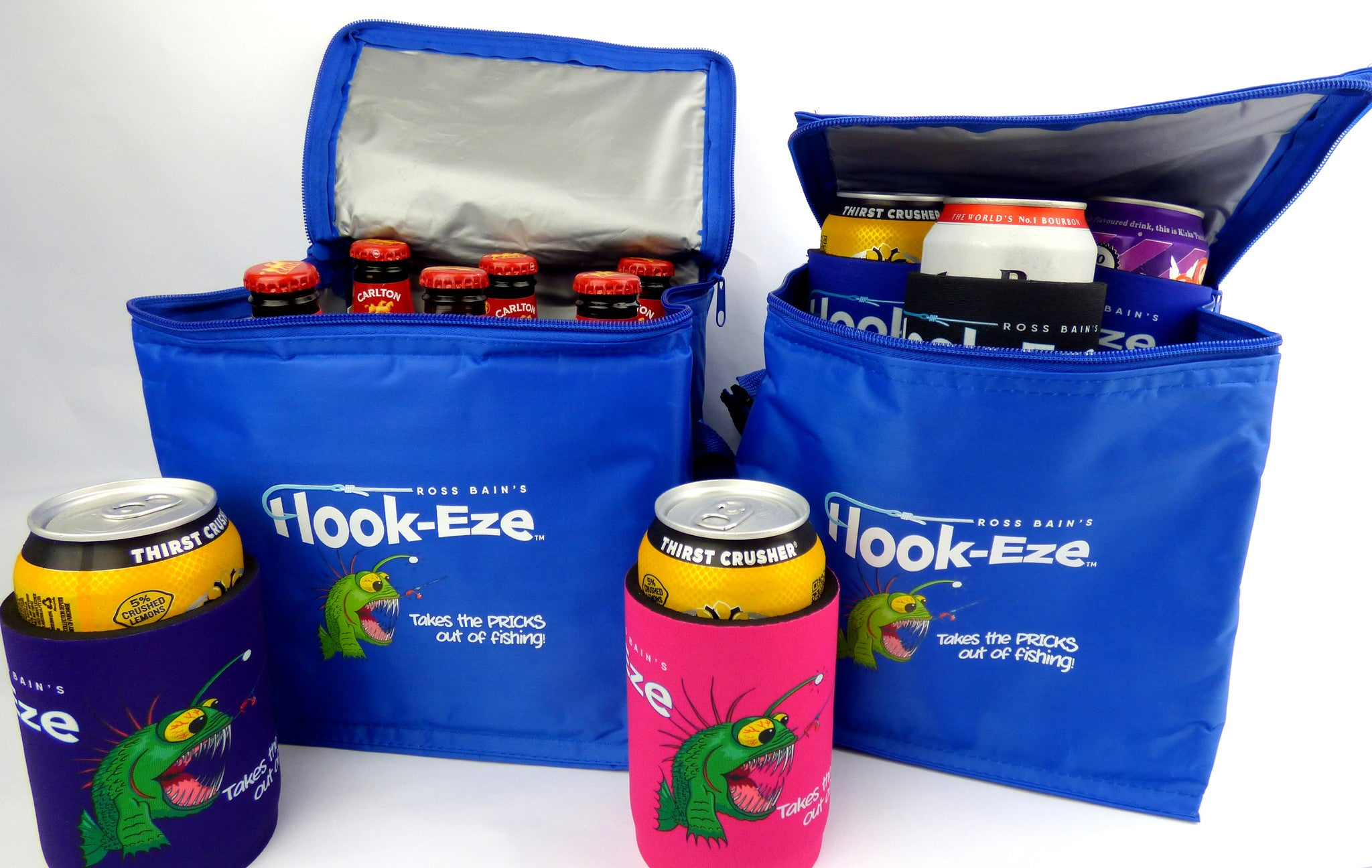 Hook-Eze Cooler Bag - 6.5 litre