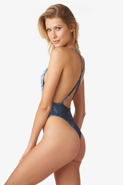 Daxi One Piece in Blue Moonstone
