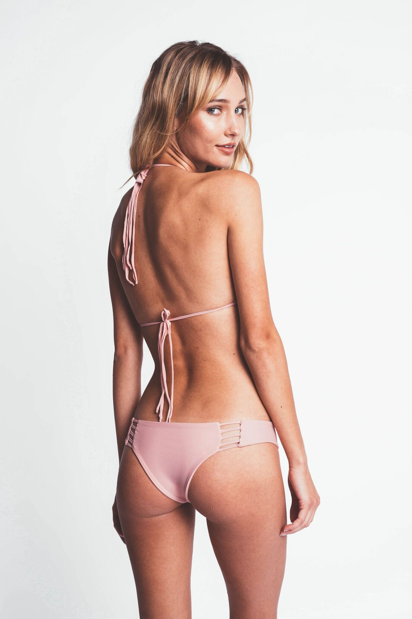 Mikal Bottom in Blush