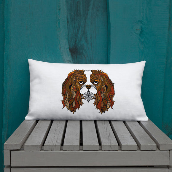 blenheim tattoo | pillow