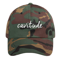 cavitude 2 | dad hat