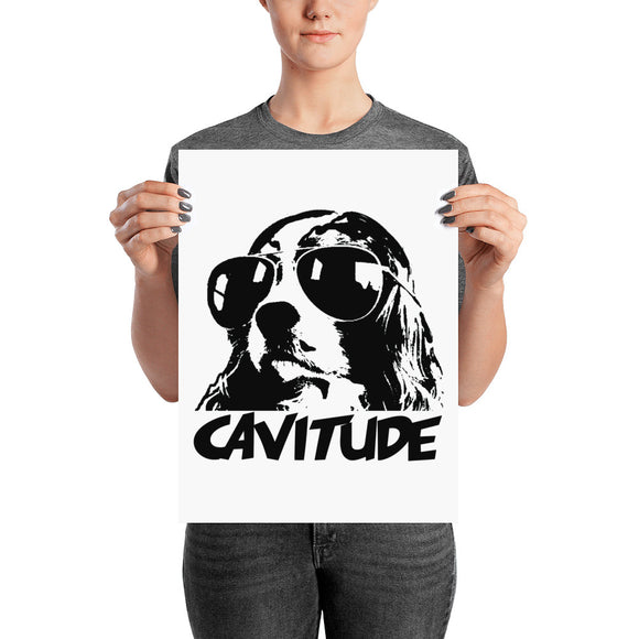 cavitude | poster