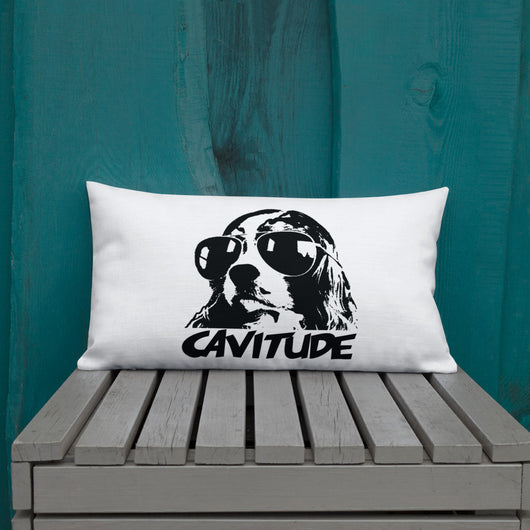 cavitude | pillow