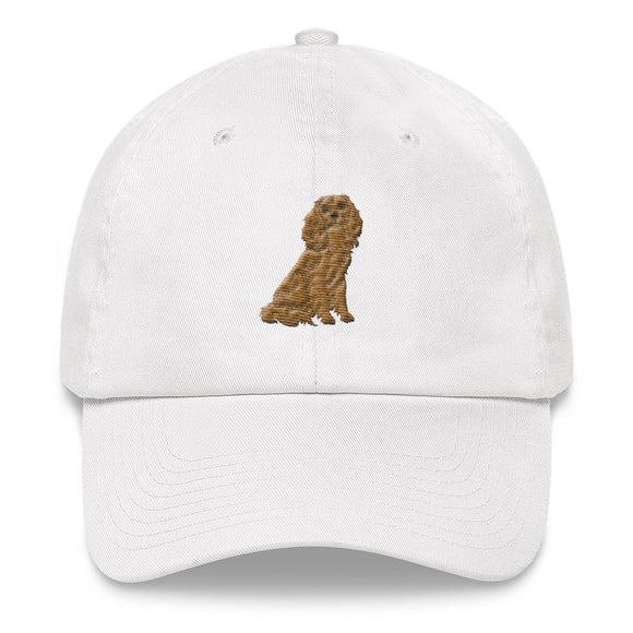 team ruby | dad hat
