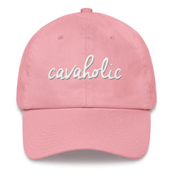 cavaholic | dad hat
