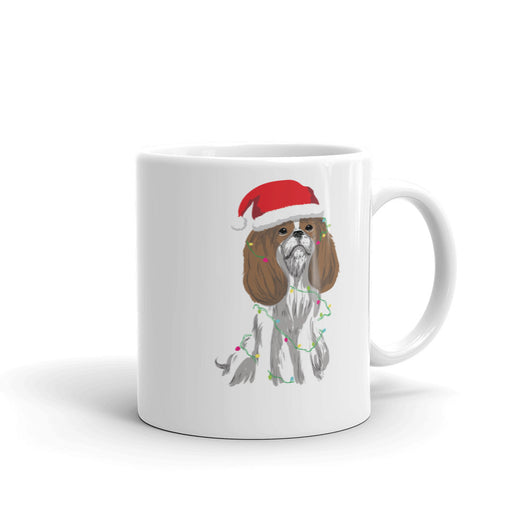 blenheim christmas cav | mug