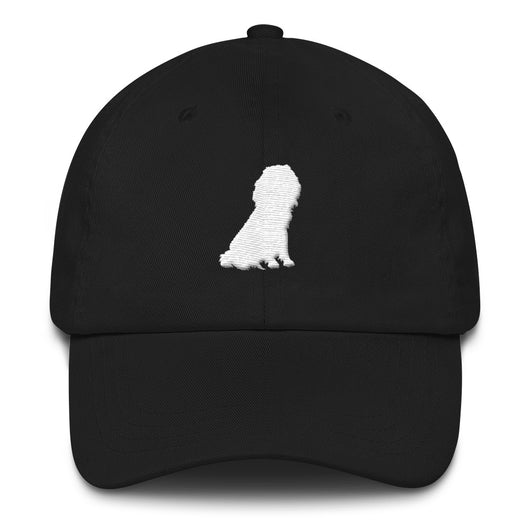 cav silhouette | dad hat