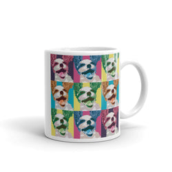 pop art cav | mug