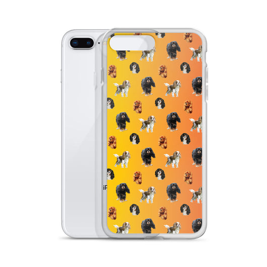 orange cav party | iphone case