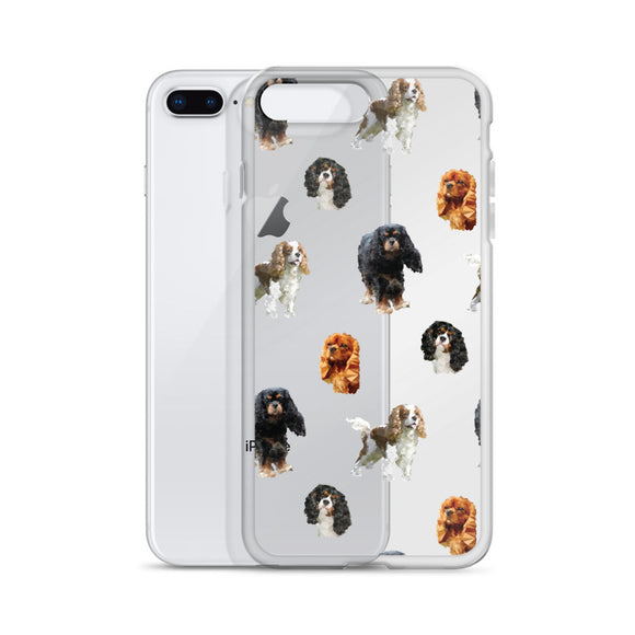 clear cav party | iphone case